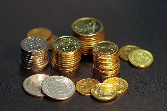wzrost przeciętnego wynagrodzenia