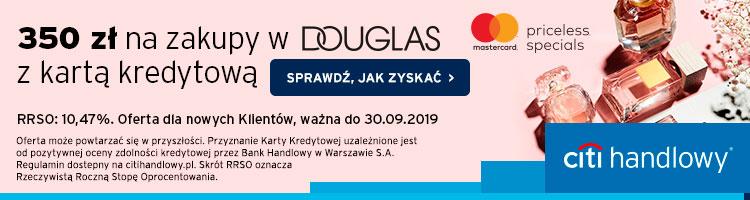 350 zł do Douglas